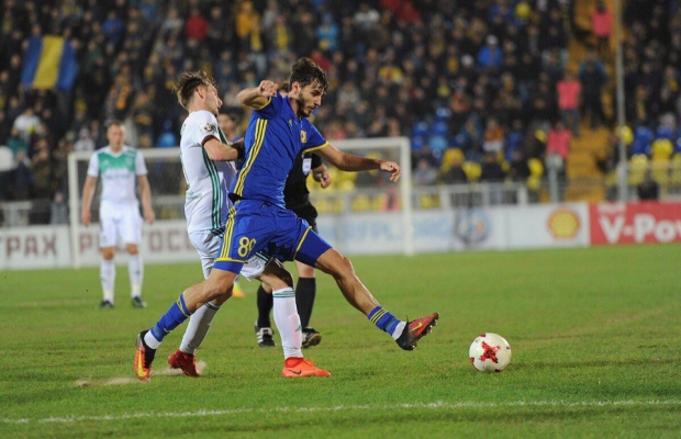 «Ростов» огласил стартовый состав наматч с«Манчестер Юнайтед»